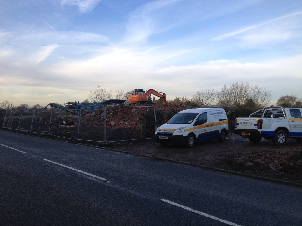 Site clearance 1