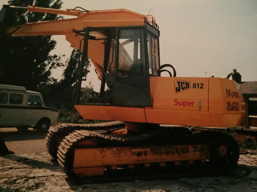 Old excavator 2