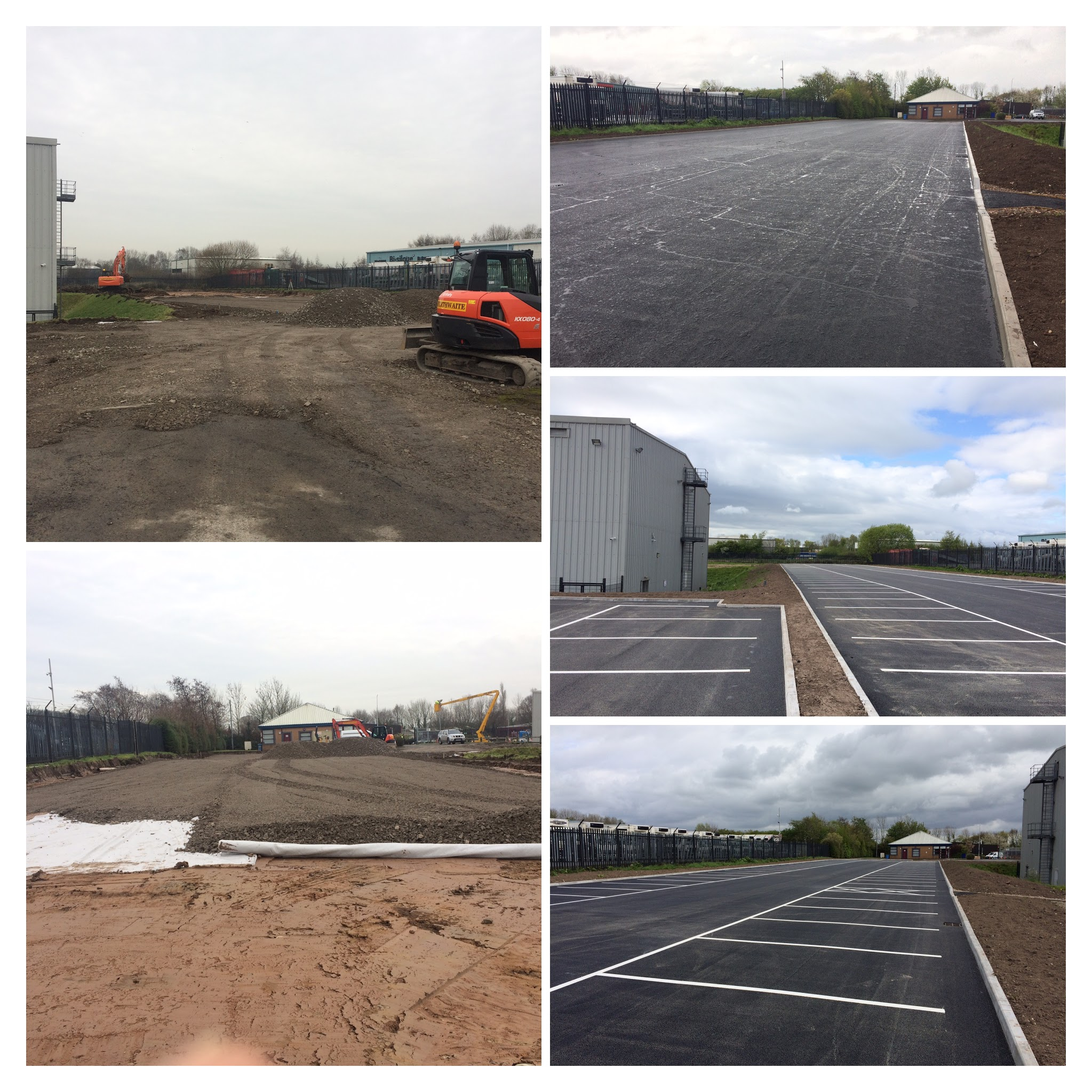 Photos of car park